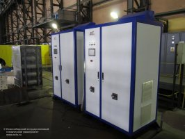 1)	The manufacturing of the first Russian uninterruptible energy supply units for big cities starts in Novosibirsk in January, 2019